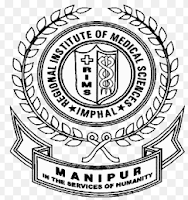 RIIMS Recruitment 2019! Recruitment of Medical Social Worker and various other posts under Regional Institute of Medical Sciences, Imphal! Last Date: 10-01-2020